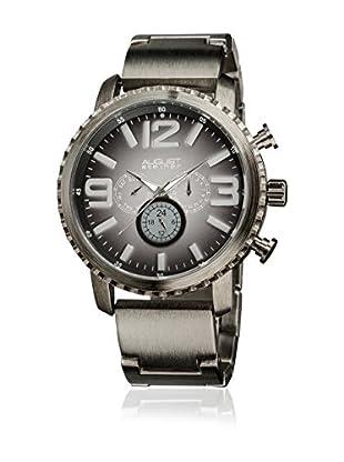 August Steiner Uhr mit Japanischem Quarzuhrwerk AS8067BK 49.5 mm