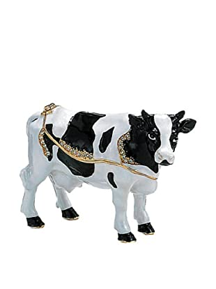 Milk Cow Trinket Box