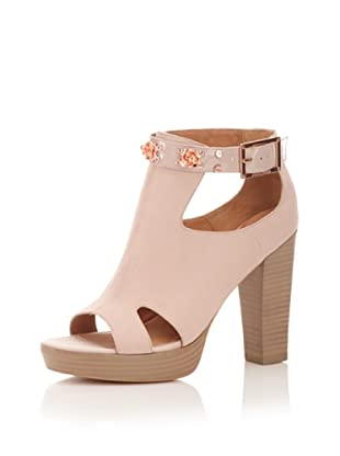 Tuleste Market Women's Sabrina Platform Sandal (Blush/Rose)