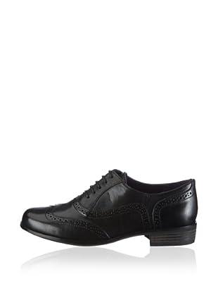 Clarks Zapatos Hamble Oak (Negro)