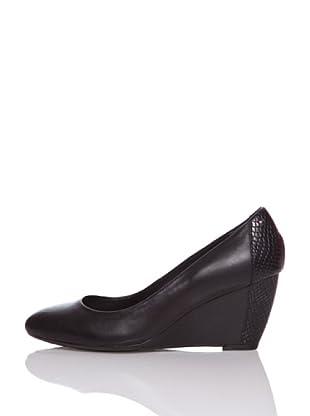 Rockport Zapatos Cuña Nelsina (Negro)