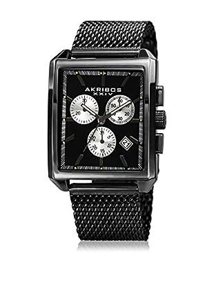 Akribos XXIV Reloj de cuarzo Man AK918BK ZZ-