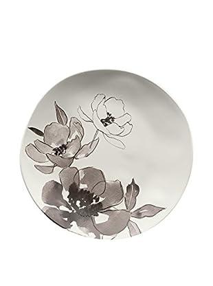 Floral Melamine Dinner Plate, Multi