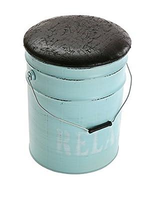 Mimma Puf Antiguo Barrel Relax