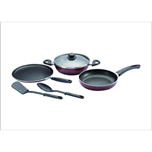 Advanta Premium Induction Base Non Stick Cookware Set