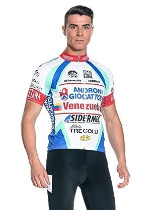 Santini Fahrradshirt Team Androni
