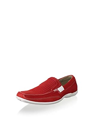 Stacy Adams Men's Sojourn Slip-On (Red)