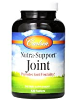 Carlson Labs Nutra-Support Joint Tablets, 120 Count