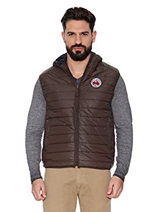 Geographical Norway Chaleco Vanagrame Men Assor A 201 (Marrón / Negro)