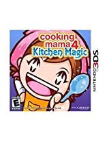 Majesco Cooking Mama 4 Kitchen Magic