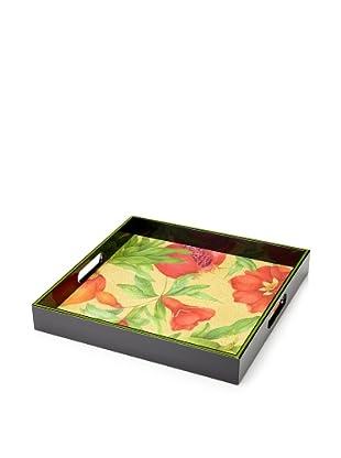 rockflowerpaper Serving Tray (Pomegranate El Flora)