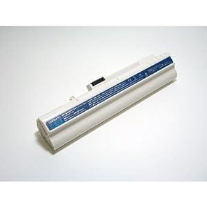 【クリックで詳細表示】ACER AspireOne PC対応互換バッテリー(9セル6600mAh)ASONE-W6: パソコン・周辺機器