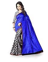 Shree Sanskruti Art Silk Bhagalpuri Half Saree