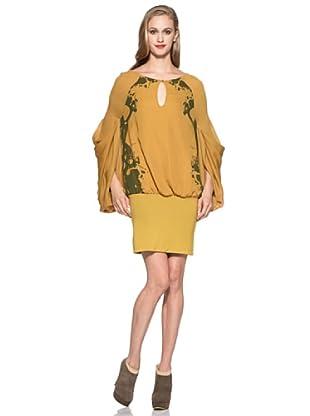 Annarita Vestido Ginette (Beige)