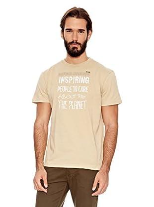 National Geographic Camiseta Paris 279 (Beige)