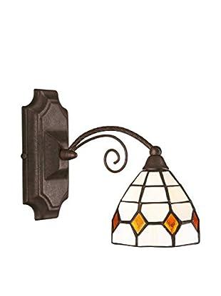 Massive Lámpara De Pared Rustikal Multicolor