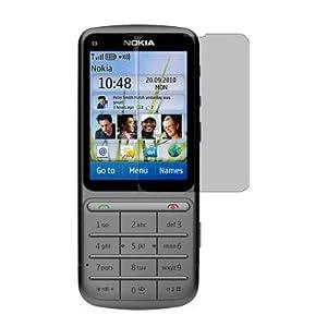 Molife Screen Protector for Nokia C3-01
