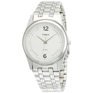 Timex Classics Analog Silver Dial Men's Watch - TI000BQ0600