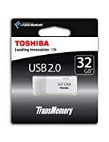 Toshiba Hayabusa 32 GB Flash Drive USB 2.0