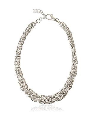 ETRUSCA Halskette 41.91 cm silberfarben