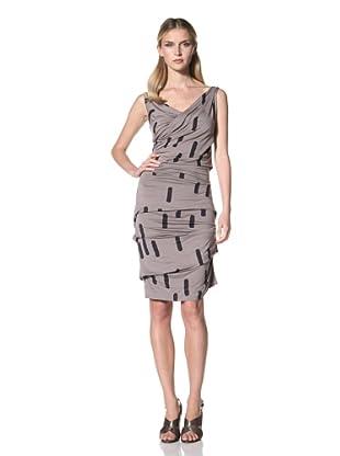 Vivienne Westwood Women's Anglomania Priestess Dress (Mauve)
