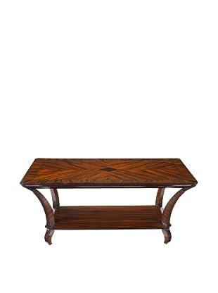 French Heritage Trocadero Rosewood Rectangular Coffee Table
