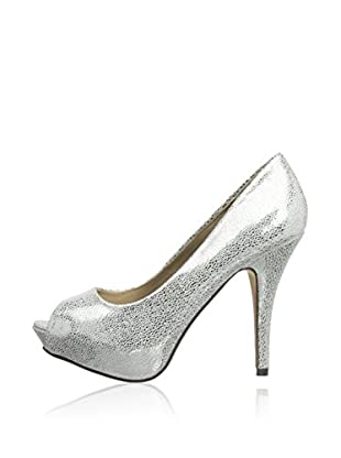 Victoria Delef Zapatos peep toe