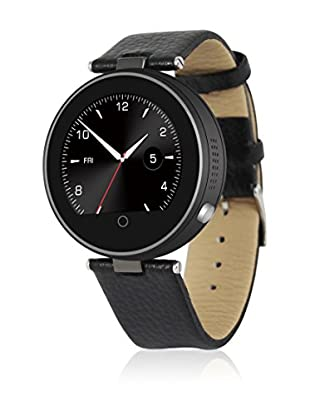 Unotec Smartwatch Bluetooth Watch-Bt Round Nero
