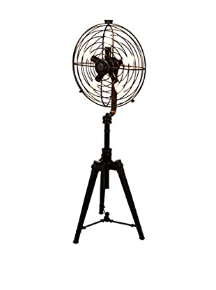 CDI Furniture Tripod Floor Lamp, Black