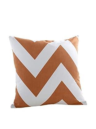 zestt Charlie Throw Pillow, Ginger