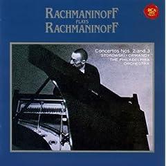 ラフマニノフ(P) ストコフスキー指揮、オーマンディー指揮ほか ラフマニノフ自作自演:ピアノ協奏曲第2番&第3番のAmazonの商品頁を開く