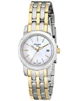 Tissot Classic Dream Analog Mother of Pearl Dial Women's Watch T0332102211100