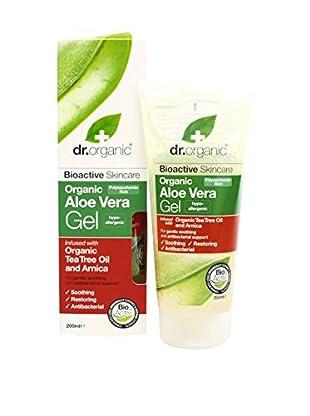 Dr Organic Gel Corpo Aloe Vera 200 ml