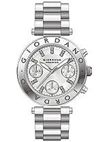 Giordano Analog White Dial Women's Watch - P283-22