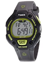 Timex Iron Man Light Digital Grey Dial Men's Watch - T5K692
