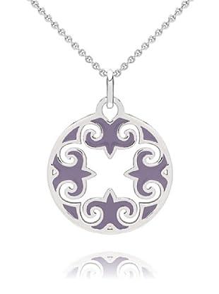 Nahla Jewels Anhänger Sterling Silber Emaille