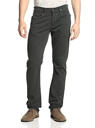 Hudson Jeans Men's Byron Five Pocket Straight Fit Jeans (Emerald)