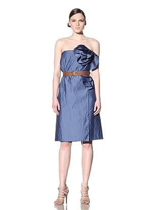 MARNI Women's Strapless Wrap Dress (Narcissus)