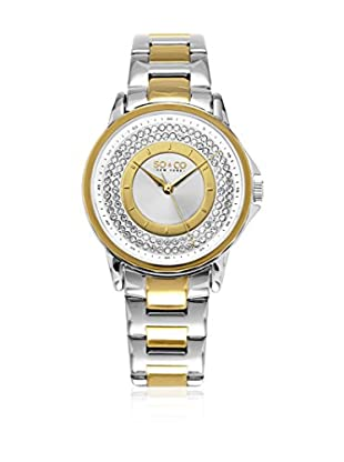 So&Co New York Orologio con Movimento al Quarzo Giapponese Woman GP15971 36 mm