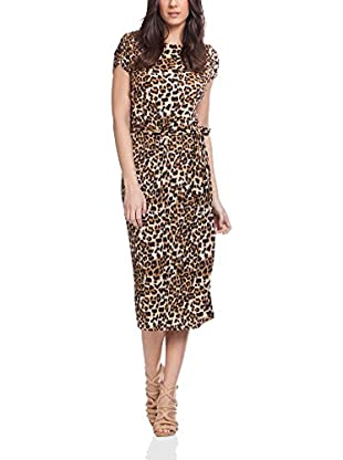 Tantra Kleid Print Leopard