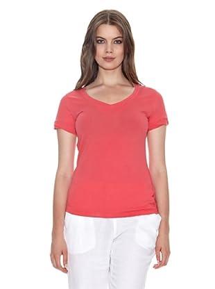 Jackpot T-Shirt Marguerit (Corallo)