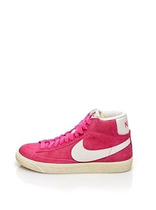 Nike Botas Blazer Mid Suede Vintage (Fucsia)