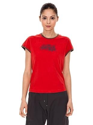 Iguana T-Shirt Minlo (Rot)
