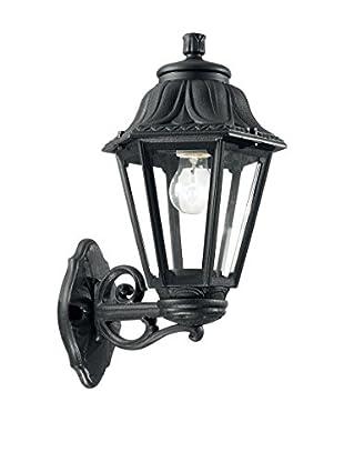 Evergreen Lights Außenlampe schwarz