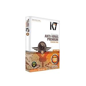 K7 Antivirus Premium version