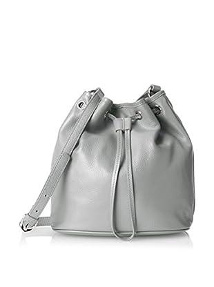 Charles Jourdan Women's Linzi Drawstring Bag, Grey