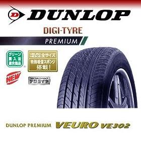 【クリックで詳細表示】ダンロップ (DUNLOP) ビューロVE302 205/55R16 91V