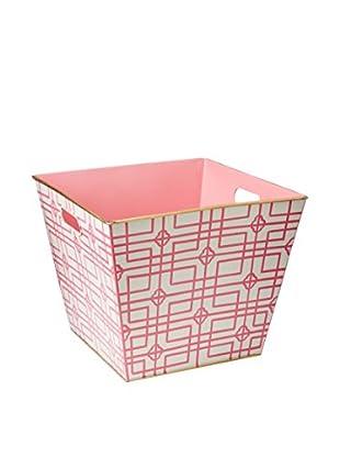 Jayes Isabelle Storage Bin, Pink
