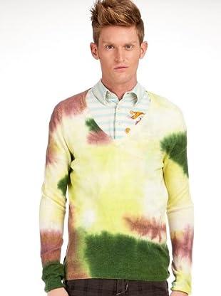 Custo Pullover (Grün)