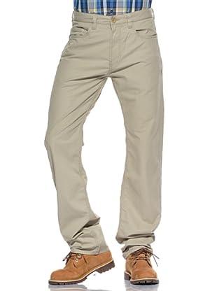 Timberland Pantalón 5 Tasche Twill (Beige)